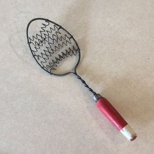 Red handled Whisk collectible